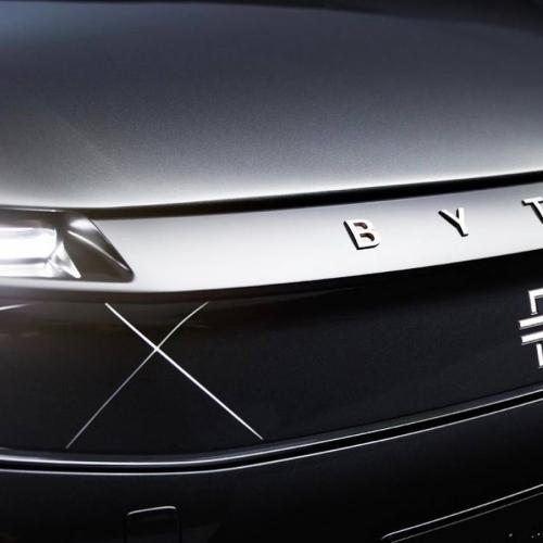 Byton SUV