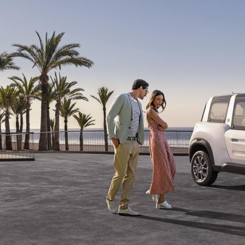 Citroën E-Méhari restylée 2018