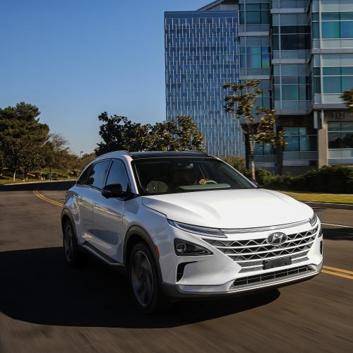 Hyundai Nexo (officiel - 2018)