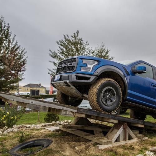 Ford F-150 Raptor (essai - 2018)