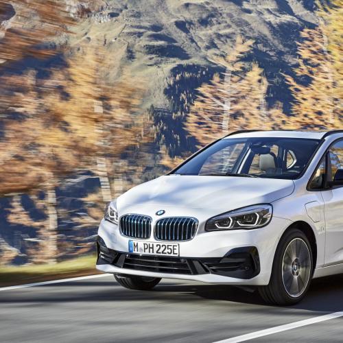 BMW Série 2 Active Tourer et Gran Tourer 2018