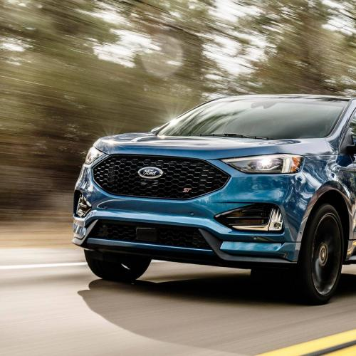 Ford Edge restylé 2018