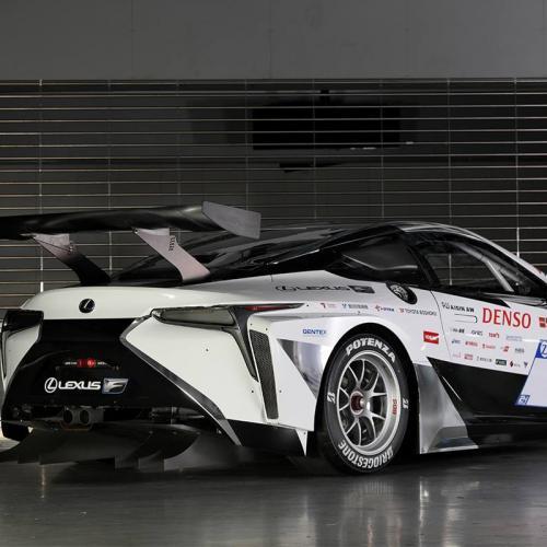 Lexus LC SP-Pro