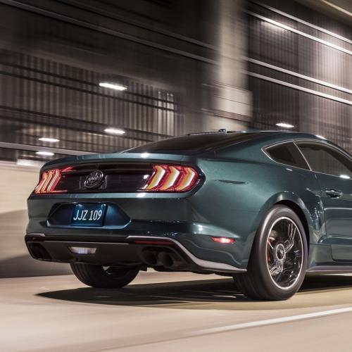 Ford Mustang Bullit 2018