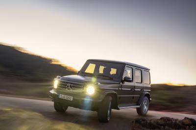 Nouveau Mercedes Classe G 2018