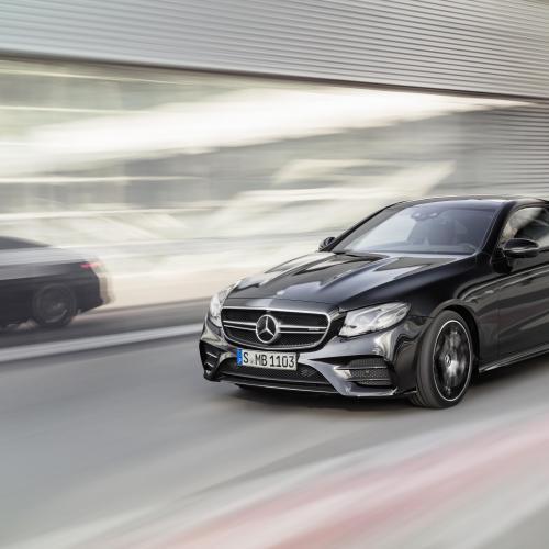 Mercedes-AMG E 53 Coupé et Cabriolet
