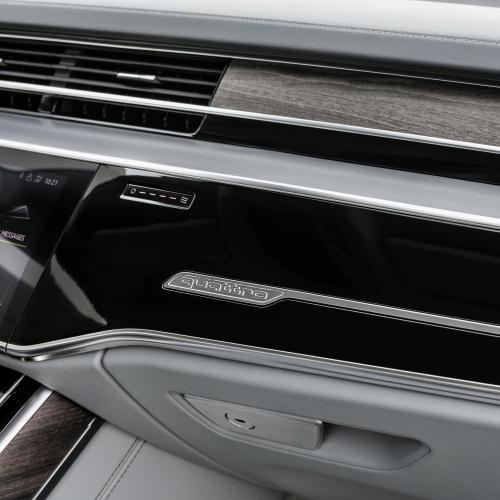 Nouvelle Audi A8 (2018 - essai)