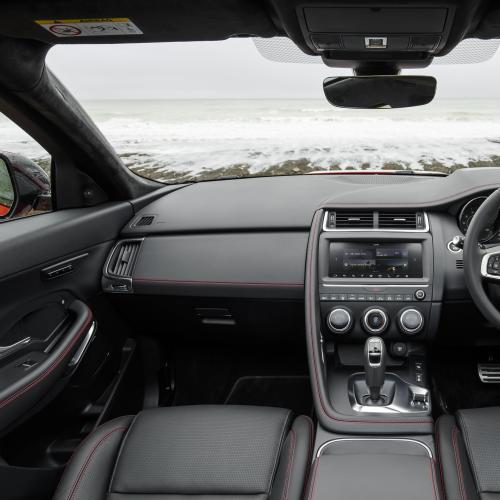 Jaguar E-Pace (2018 - essai)