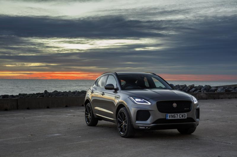 albums photos jaguar e pace 2018 essai. Black Bedroom Furniture Sets. Home Design Ideas