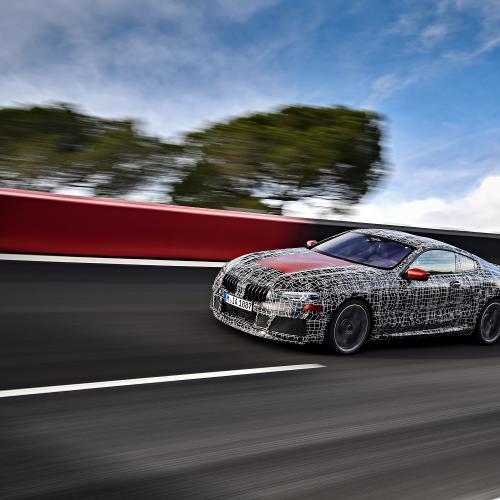 BMW Série 8 (2018 - teasers)
