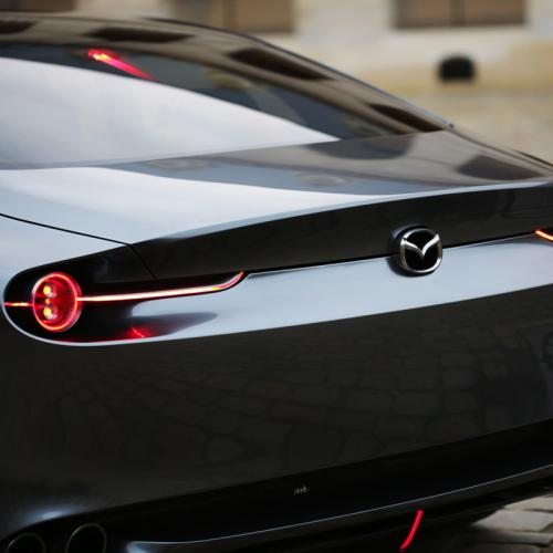 La Mazda Vision Coupé au Festival Automobile International 2018