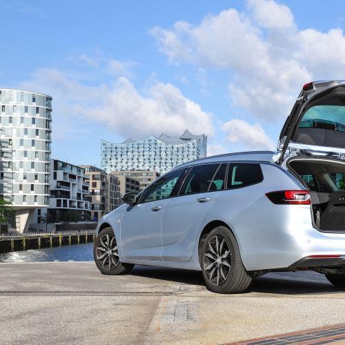 Opel Insignia Sports Tourer (essai - 2017)