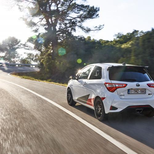 Toyota Yaris GRMN (essai - 2018)
