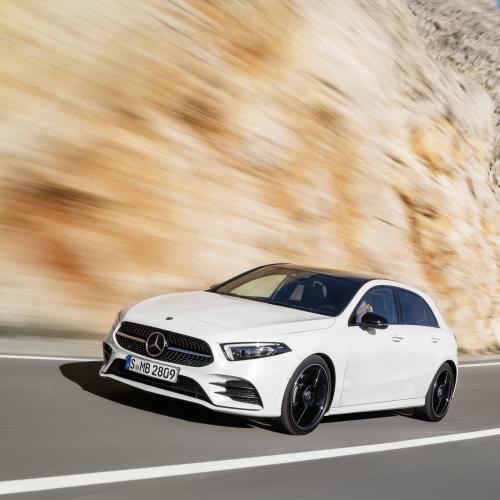 Mercedes Classe A 2018