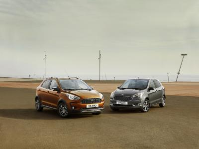 Ford KA+ | les photos officielles de la version restylée 2018