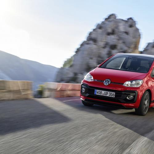 Volkswagen Up GTI (2018 - essai)