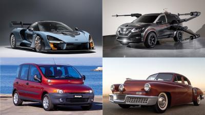 10 voitures qui devraient accompagner la Tesla Roadster dans l'espace