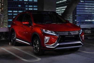 Mitsubishi Eclipse Cross | les photos de l'essai
