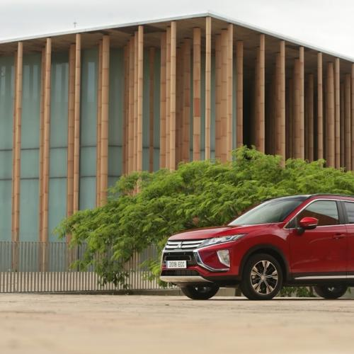 Mitsubishi Eclipse Cross | les photos de l'essai