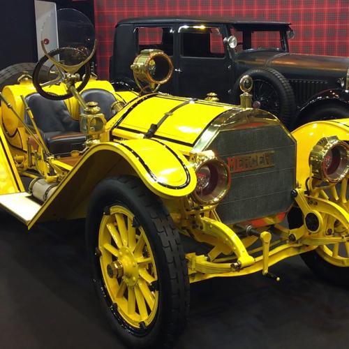 Mercer Type35R Raceabout (1910)