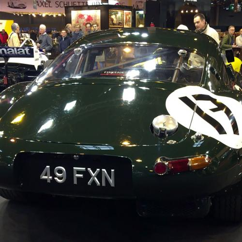 Jaguar Type-E Lightweight (1963)