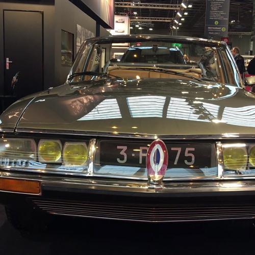 Citroën SM Présidentielle (1971)