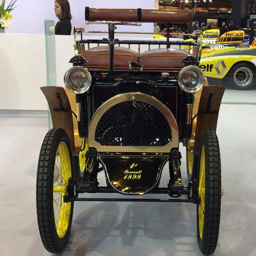 Renault Type A (1898)