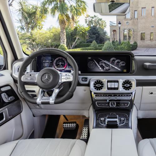 Mercedes-AMG G 63 (2018) | les photos officielles