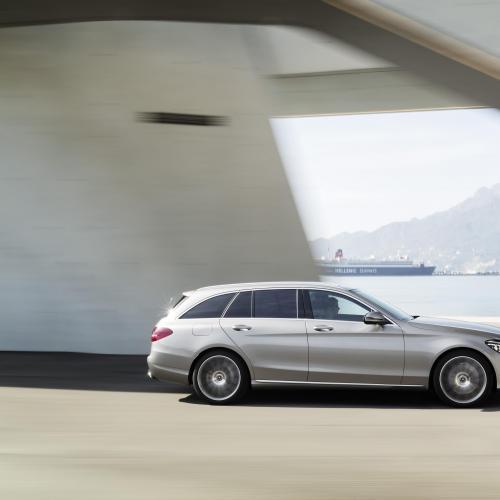 Mercedes Classe C restylage (2018 - officiel)