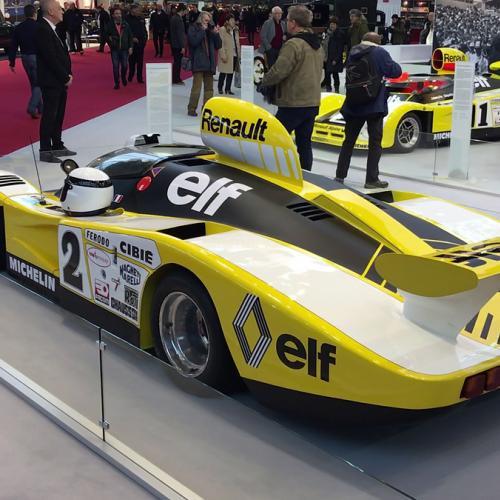 Renault Alpine A442B (1978)