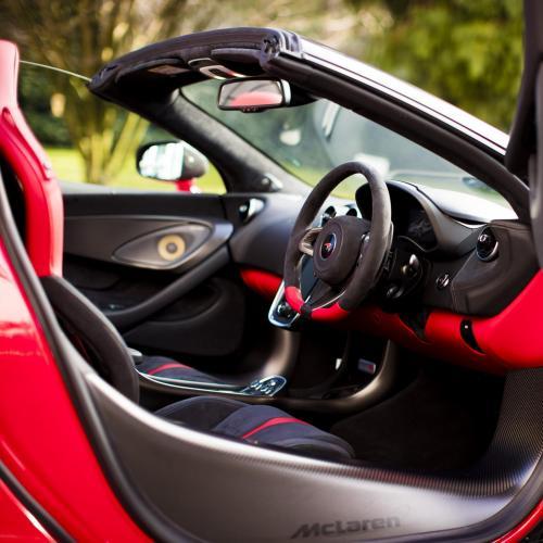 McLaren 570S Spider Saint-Valentin