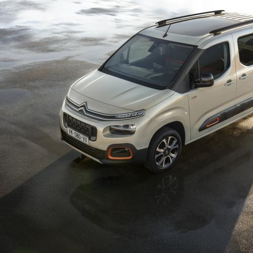 Citroën Berlingo (2018 - officiel)