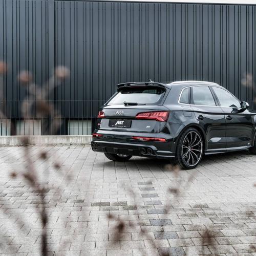 Audi SQ5 2018 par ABT