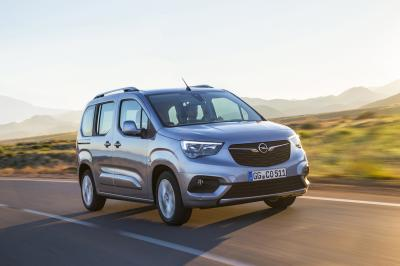 Opel Combo Life 2018 | les photos officielles