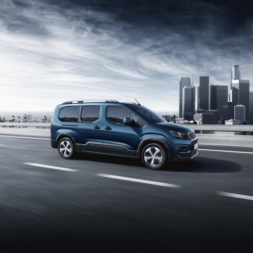 Peugeot Rifter 2018