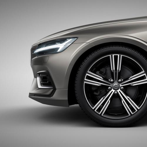 Volvo V60 (officiel - 2018)