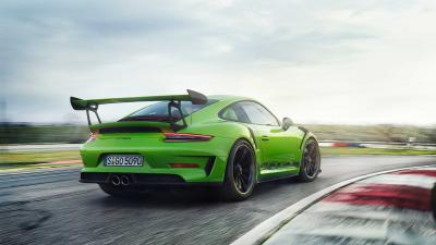 Porsche 911 GT3 RS (2018 - officiel)