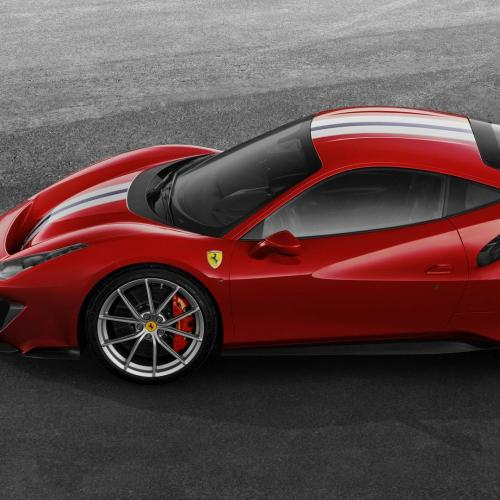 Ferrari 488 Pista (officiel)