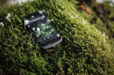 Land Rover dévoile son smartphone... indestructible !