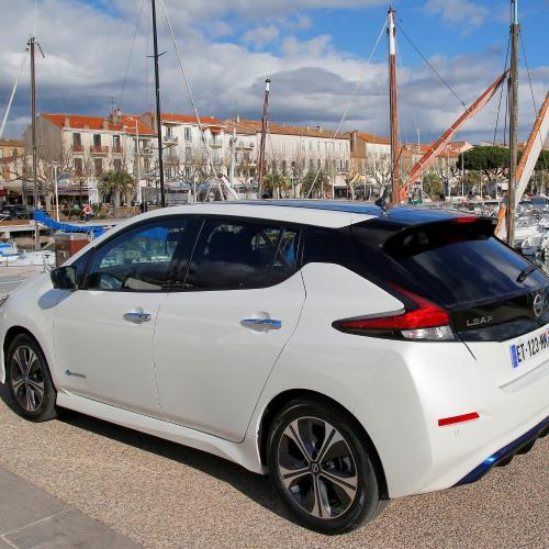 Nissan Leaf 2 (essai - 2018)