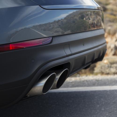 Porsche Cayenne (essai - 2018)