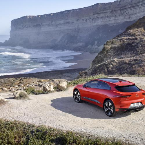Jaguar I-PACE | les photos officielles
