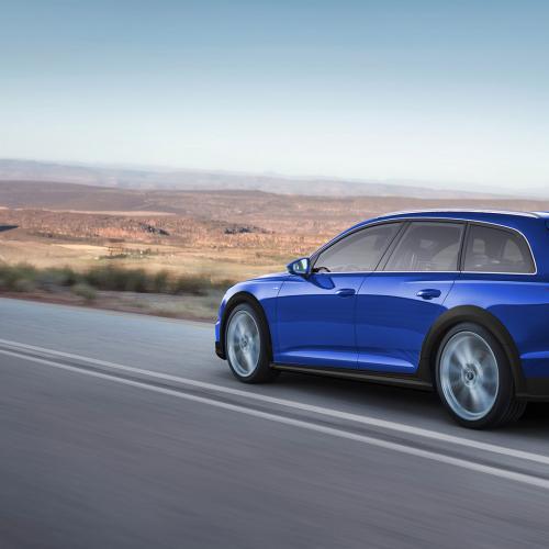Audi A6 Avant et Allroad 2018 (Kleber Silva)