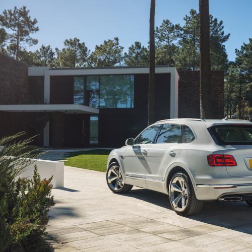 Bentley Bentayga Hybrid | les photos officielles