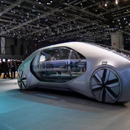 Renault EZ-GO Concept | nos photos depuis Genève