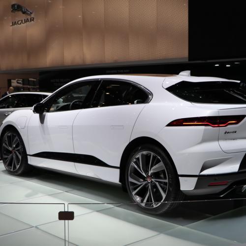 Jaguar I-Pace | nos photos depuis Genève