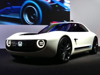 Honda Sports EV | nos photos depuis le salon