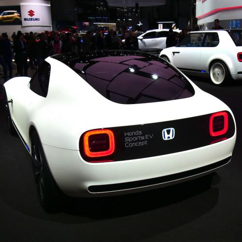 Honda Sports EV | nos photos depuis le salon