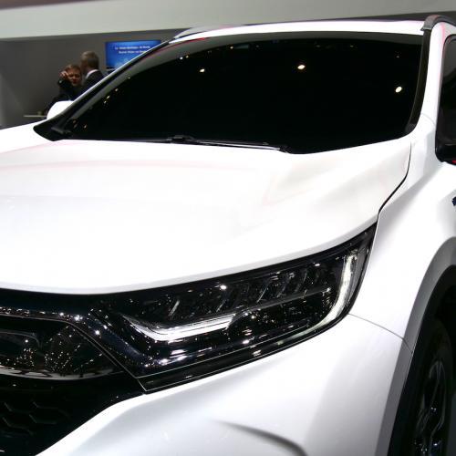 Honda CR-V Hybrid | nos photos depuis le salon de Genève 2018