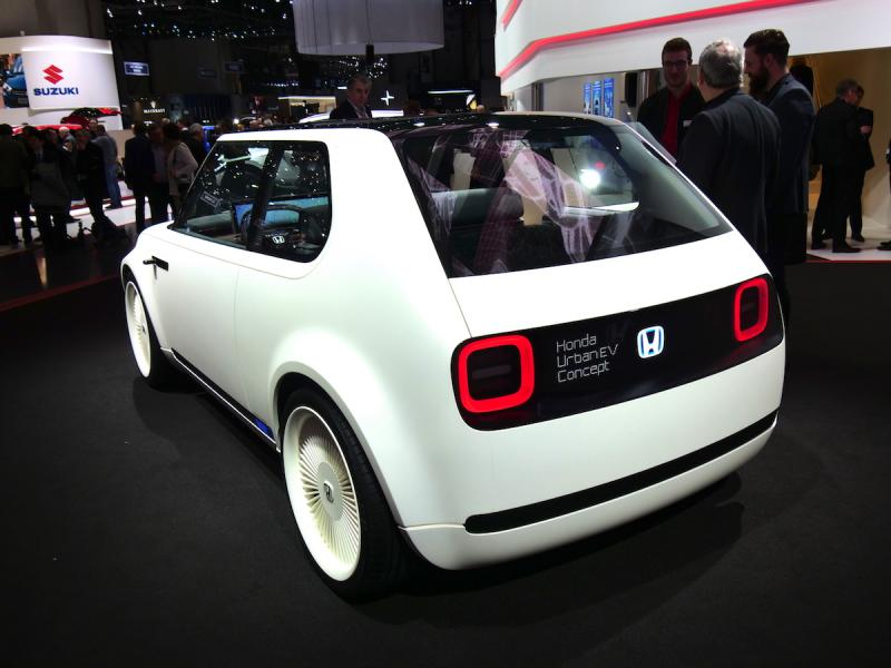 Honda Urban EV | nos photos du salon